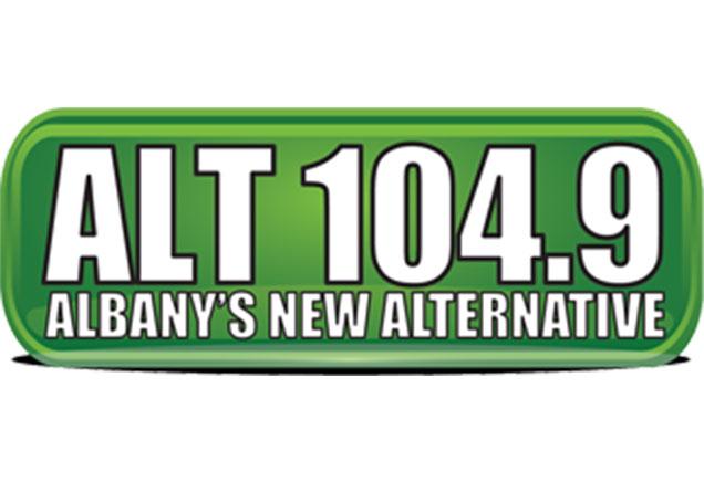 ALT 104.9 Logo