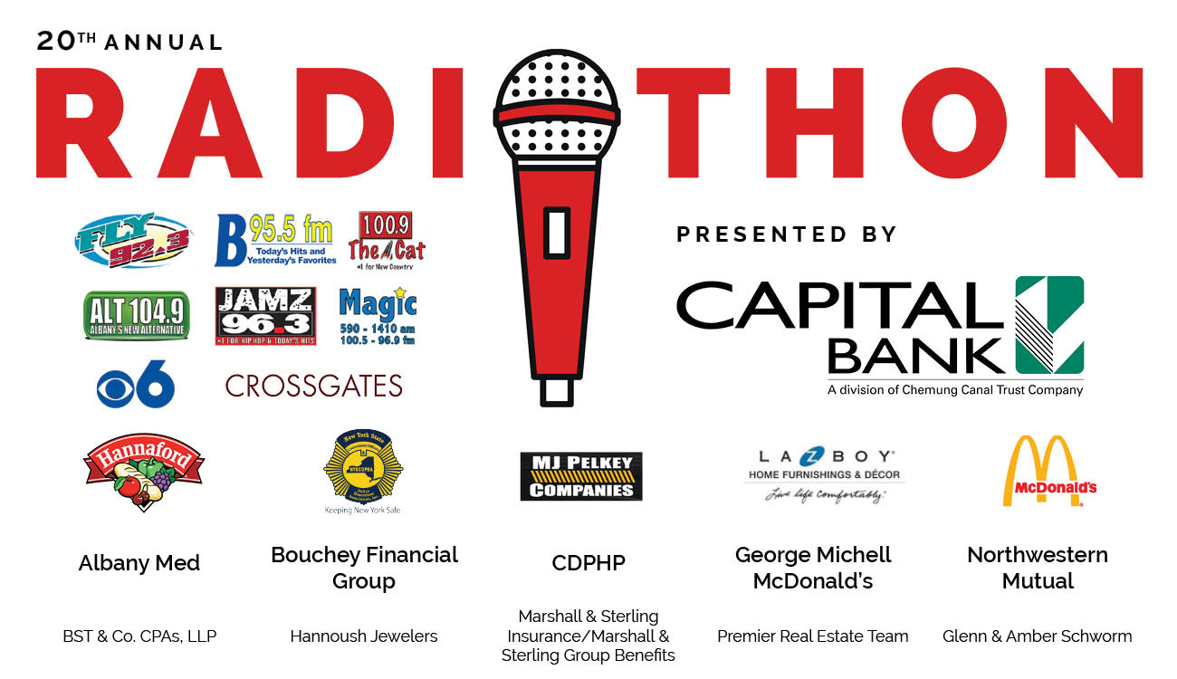 2021 Radiothon Sponsors