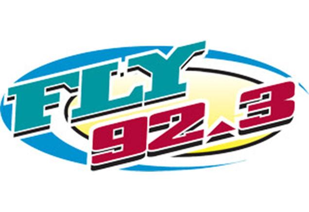 FLY 92.3 Logo