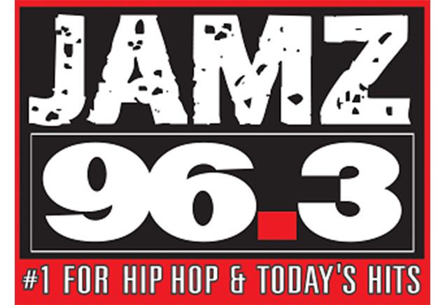 JAMZ 96.3 Logo