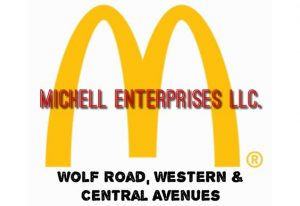 McDonald's of Wolf Road logo
