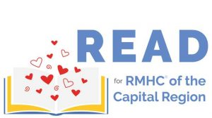 Read for RMHC of the Capital Region logo