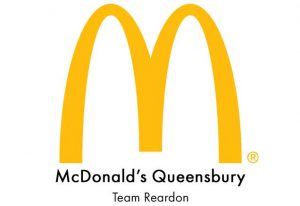 McDonald's Queensbury logo